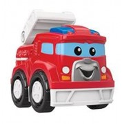 Jucarie Mega Bloks Tiny N Tuff Buildables Firefighting Freddy Fire Truck