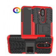 Nokia 8.1 / X7 / 8 2018 Удароустойчив Калъф и Протектор
