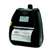 Zebra QLn420 Direct Thermal Printer - Monochrome - Portable - Label Print
