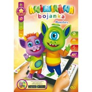 Bojanka 4D Monsters