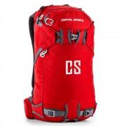 Capital Sports CS 30 червена раница спорт отдих 30л водоустойчив найлон червена (BP2-Dorsi)