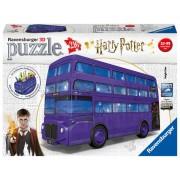 Ravensburger 3D Puzzle. London Bus Harry Potter