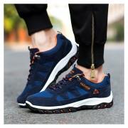 Zapatos Casual Fashion-Cool Para Hombre-azul