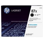 HP CF287X Toner Black 18k No.87X Eredeti HP kellékanyag cikkszám: CF287X