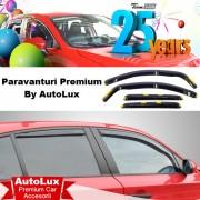 Paravanturi Geam Auto AUDI A2 an fabr. 2000 - ( Marca Heko - set FATA + SPATE )