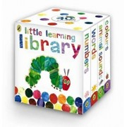 Very Hungry Caterpillar: Little Learning Library, Paperback/Eric Carle
