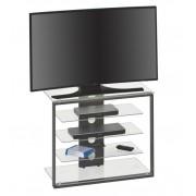 Glazen Tv meubel Zippo - Small