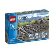 LEGO City Switch Tracks 7895 Train Toy Accessory