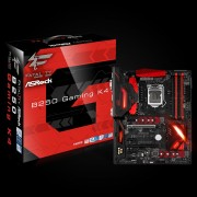 MB, ASRock B250 GAMING K4 /Intel B250/ DDR4/ LGA1151
