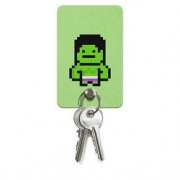 Porta Chaves Hulk Pixel Marvel