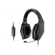 Gigabyte FORCE H3 auricular con micrófono Binaural Diadema Negro