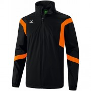 erima Regenjacke CLASSIC TEAM - schwarz/orange | XXL