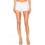 Lovers + Friends Jack High-Rise Short in White. - size 25 (also in 23,26,27,28,29,30)
