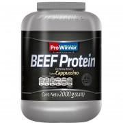 Proteína Beef Protein ProWinner Sabor Capuchino 2 Kg