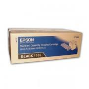 Epson Originale Aculaser C 2800 N Toner (1165 / C 13 S0 51165) nero, 3,000 pagine, 3.85 cent per pagina