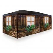 Alpejski Pawilon Ogrodowy Handlowy 3x6 Namiot