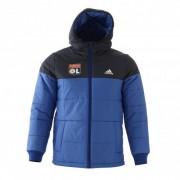 adidas Doudoune padding bleue Junior - 13-14A OL - Foot Lyon