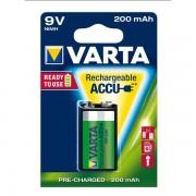 Acumulator Varta 9V 6F22 200 mAh