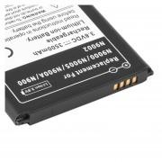 EB Batería 3500mah Para La Nota III 3 N9000 / 9005 / 900A / 9002 De La Galaxia De Samsung - Negro