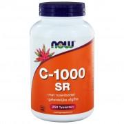 NOW Foods vitamine C1000 Sustained Release met Rozenbottel