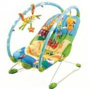 Бебешки музикален шезлонг Gymini Bouncer, Tiny Love, 076649