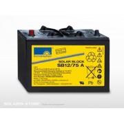 Batterie solaire gel SONNENSCHEIN SB12/ 100A