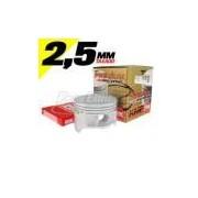 Pistão - Taxado - 2,5MM (66,00mm) - Bros 150 03/05 Ohc - Xr 200 - CRF230 Kmp/Rik Premium