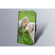 Husa flip personalizata HTC One mini 2