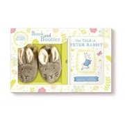 Tale of Peter Rabbit Book and First Booties Gift Set, Hardcover/Beatrix Potter