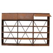 Wood Storage 300 Corten