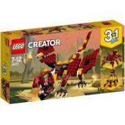 Конструктор Лего Криейтър - Митични същества, LEGO Creator, 31073