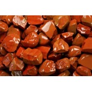 Fantasia Materials: 18 Lbs Red Jasper Rough (Select 1 To 18 Lbs) Raw Natural Crystals For Cabbing, Cutting, Lapidary, Tumbling, Polishing, Wire Wrapping, Wicca And Reiki Crystal Healing
