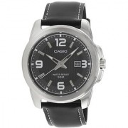 Casio Enticer Analog Black Dial Mens Watch - MTP-1314L-8AVDF (A554)