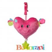 Бебешка играчка сърце Babyono