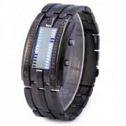 Елегантен водоустойчив LED часовник