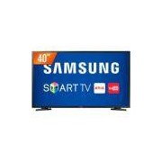 Smart TV LED 40'' Full HD Samsung J5290 HDMI USB Wi-Fi Integrado Conversor Digital