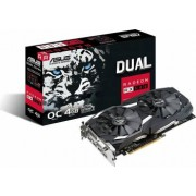 Placa video ASUS Radeon DUAL RX 580 OC 4GB GDDR5 256bit Bonus Bundle AMD 50 The
