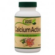 Vitamin Station Calcium Active tabletta - 100 db tabletta
