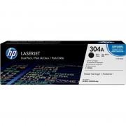 HP 304A Pack Ahorro Tóner Original Laserjet Negro