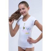 Amazing lányka póló, fehér fehér