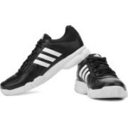 ADIDAS Barracks F10 Training Shoes For Men(Black, White)