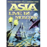 Asia: Live in Moscow [DVD] [1990]