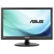 Asus VT168H Touchscreen monitor 39.6 cm (15.6 inch) Energielabel A+ (A+ - F) 1366 x 768 pix HD 5 ms HDMI, VGA, USB TN LCD