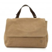 Timberland Borsa donna postman Timberland M5509 beige F45 Made in Italy