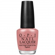 Lac de unghii OPI Nail Lacquer Barefoot In Barcelona, 15ml