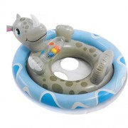Intex Inflatable See Me Sit Pool Ride, Assorted Design
