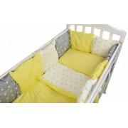Forest Комплект в кроватку Forest для овальной кроватки Milky Way (18 предметов)
