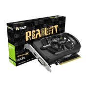 VGA Palit GTX 1650 StormX, nVidia GeForce GTX 1650, 4GB, do 1665MHz, 24mj (NE51650006G1-1170F)