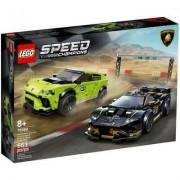 Lego KLocki LEGO Speed Champions - Lamborghini Urus ST-X i Lamborghini Huracán Super Trofeo EVO LEGO-76899