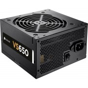 Corsair VS650 650W ATX Zwart power supply unit